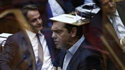 Δημοσκόπηση MRB: Η ΝΔ και οι αναποφάσιστοι προηγούνται του ΣΥΡΙΖΑ στην πρόθεση