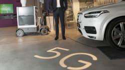 Les grands groupes technologiques testent la 5G en situation