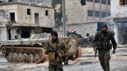 Syrie: le front d'Alep s'embrase à