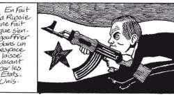 Désigner enfin l'impérialisme russe pour ce qu'il est en
