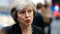Theresa May And Male