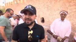 Douzi joue aux guides touristiques à Oujda pour