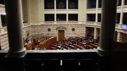 «Πέρασε» η τροπολογία για τις εξαγγελίες Τσίπρα. Πως ψήφισαν τα