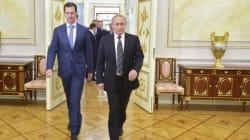 Alep ou le fantasme de Vladimir