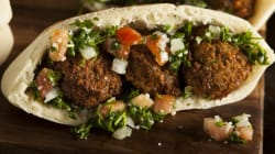 The Five Best Falafel Finds In London This