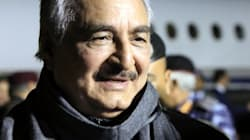 Crise Libyenne: le maréchal Khalifa Haftar à