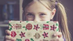 Es tut Kindern nicht gut, wenn sie zu Weihnachten alles bekommen, was sie