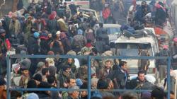 Plus de 3000 personnes ont pu être évacuées d'Alep, deuxième ville de Syrie assiégée par le