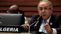 Alep, la diplomatie algérienne dit tout haut ce qu'elle pensait tout