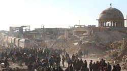 H έξοδος των πολιορκημένων του Χαλεπίου μέσα από τις φωτογραφίες που εξιστορούν την οδύνη ενός