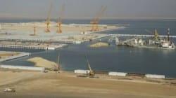 Le lancement des travaux de réalisation du port Centre en