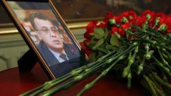 Του όνομα του Αντρέι Καρλόφ θα δοθεί στην οδό της ρωσικής πρεσβείας στην
