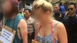Νήσος Τζίλι Κρέμασαν ταμπέλα σε τουρίστες και τους έκαναν το γύρο του νησιού επειδή έκλεψαν ένα