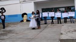 Cette vidéo de lycéens tunisiens contre le mariage des mineures abusés sexuellement vous donnera des