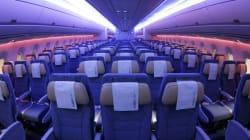 Γιατί τα αεροπλάνα χαμηλώνουν τα φώτα κατά την προσγείωση και την
