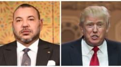 Donald Trump répond au message du roi Mohammed VI au sujet du statut de