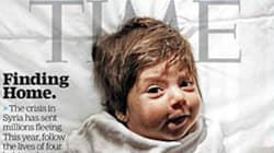 «The Year Ahead» με 4 μωρά προσφύγων γεννημένα Ελλάδα στο πιο εμπνευσμένο επετειακό εξώφυλλο του