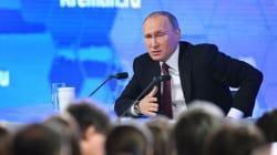 Πούτιν: Σημαντικό βήμα για τη διευθέτηση της σύγκρουσης στη Συρία η ανακατάληψη του