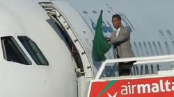 Les pirates de l'air qui avaient détourné un avion libyen à Malte se sont