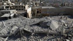 Ρωσικοί βομβαρδισμοί στο Ιντλίμπ και γύρω από το Χαλέπι την Παραμονή