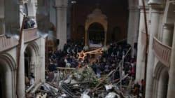 Une messe de Noël dans les ruines d'Alep pour les Chrétiens