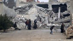Σοβαρά εγκλήματα πολέμου από τους αντικαθεστωτικούς στο Χαλέπι καταγγέλλει η