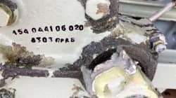 Βρέθηκε τμήμα της ουράς του ρωσικού αεροσκάφους που συνετρίβη στη Μαύρη