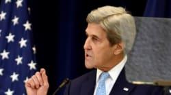 Η λύση για το Μεσανατολικό διατρέχει «σοβαρό κίνδυνο», λέει ο Κέρι και προκαλεί την οργή του