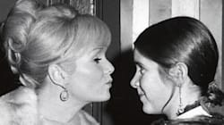 Debbie Reynolds And Carrie Fisher: Their Legendary Mother-Daughter