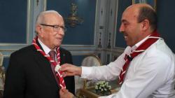 À 90 ans, Béji Caid Essebsi rejoint les scouts (PHOTOS,