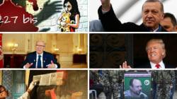 Rétrospective de 2016: Retour sur une année riche en catastrophes