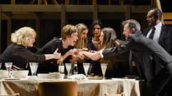 Ο «Αύγουστος» του Tracy Letts, σε σκηνοθεσία Κωνσταντίνου
