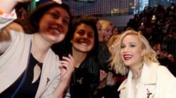 Αν δείτε ποτέ την Jennifer Lawrence μην της ζητήσετε να βγείτε φωτογραφία