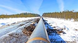 Ολοκληρώθηκαν 95 χιλιόμετρα του αγωγού φυσικού αερίου