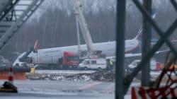 Τρομακτική προσγείωση αεροσκάφους της Aeroflot με 171 άτομα στο παγωμένο Καλίνινγκραντ της