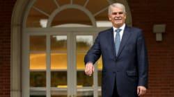 Le nouveau ministre espagnol des Affaires étrangères en visite au
