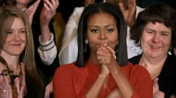 Ο τελευταίος λόγος της Mισέλ Ομπάμα στο Λευκό Οίκο μας συγκίνησε