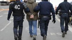Arrestation d'un