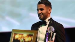 Le président Bouteflika félicite Riyad Mahrez, sacré meilleur joueur Africain en