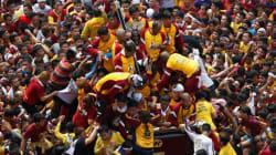 Φιλιππίνες: Εκατομμύρια καθολικοί στη λιτανεία του «Μαύρου Ναζωραίου». Φόβοι για τρομοκρατικό