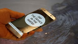 삼성이 갤노트 충전율을 15%로 낮추기