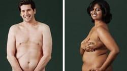 '신체 다양화'를 위해 9 명이 옷을