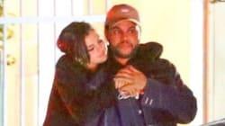 Selena Gomez et The Weeknd s'embrassent à la sortie d'un restaurant de Los