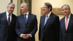 Κυπριακό: Οι αντιδράσεις των κομμάτων στη Λευκωσία για το εδαφικό και τη διάσκεψη της