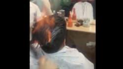 Tendance: Êtes-vous prêts à vous faire coiffer avec du feu?