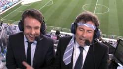 Ce commentateur perd les pédales devant un but de Messi