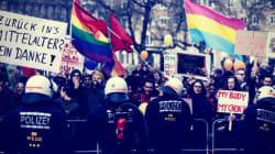 Der Schein trügt: Hasskriminalität gegen Lesben und Schwule nimmt stetig