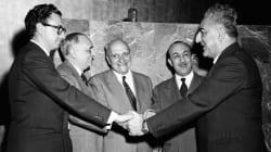 9 photos qui ont marqué les relations entre la Tunisie et l'ONU