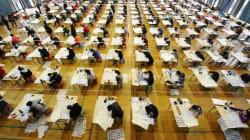 Κινέζοι μαθητές δανείζονται βαθμούς από σχολική
