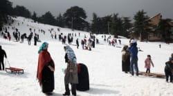 De la neige sur les reliefs dépassant les 800 m à partir de